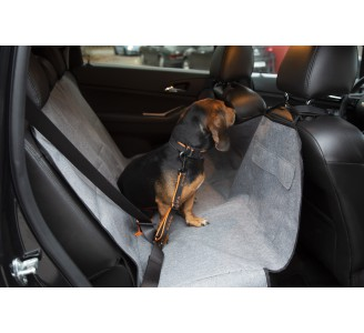 Car seat protection hammock